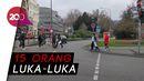 Mobil Seruduk Pejalan Kaki di Jerman, Dua Orang Tewas