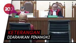 Hakim Cecar Teman Dekat Pinangki yang Beri Keterangan Palsu