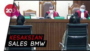 Saksi Ini Sebut Pinangki Beli BMW X-5 Pakai Uang Menang Kasus