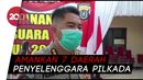 Polda Sultra Kerahkan 2108 Personel Amankan Pilkada Serentak