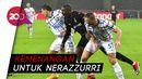 Sengit! Drama 5 Gol Inter Vs Moenchengladbach