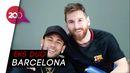 Neymar Kangen Main Bareng Messi