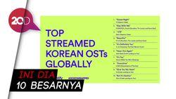 OST Itaewon Class yang Dinyanyikan V BTS Terpopuler di Spotify 2020