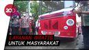 Kerennya Mobil Sampah yang Disulap Jadi Bus Wisata di Makassar