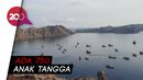 Sensasi Mendaki Pulau Padar untuk Nikmati Indahnya Labuan Bajo