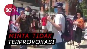 Tanggapan Polri Soal Viralnya Video Demo Aktivis RI dengan WNA
