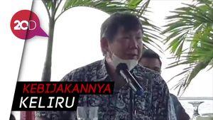 Hashim Singgung Eks Menteri Susi Soal Larangan Ekspor Lobster