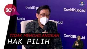 KPU Terjunkan Petugas KPPS untuk Jaga Hak Pilih Pasien Corona