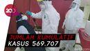 Corona di RI Masih Ngegas, Per 5 Desember Tambah 6.027 Kasus