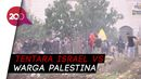 Bentrok Terjadi di Tepi Barat Usai Remaja Palestina Tewas Ditembak Israel