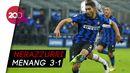 Hakimi Brace, Inter Tundukkan Bologna