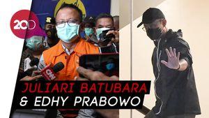 Dua Menteri Jokowi Tersangkut Korupsi: Juliari Menyusul Edhy