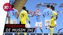 Kemenangan Beruntun Pertama untuk Manchester City