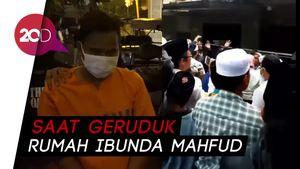 Pria Pengancam Bunuh Mahfud Md Ditangkap, Ngaku Hanya Ikut-ikutan