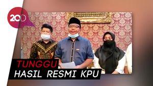 Cagub Kalsel Denny Indrayana: Kami Tolak Klaim Menang-menangan!