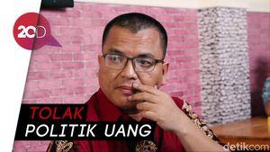 Cagub Kalsel Denny Indrayana: Kami Tidak Bisa Dibeli!
