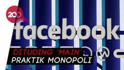 Reaksi Facebook Diminta Lepas Instagram-WhatsApp