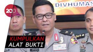 Polri Bakal Ambil CCTV Jasa Marga Terkait Tewasnya 6 Anggota FPI