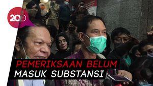 11 Jam Lebih Diperiksa, Habib Rizieq Dicecar Pertanyaan Seputar FPI