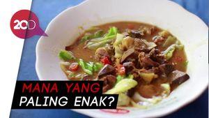 Adu Rasa Tongseng Kambing Khas Solo dari 3 Resto di Jakarta