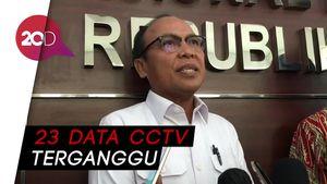 Dirut Jasa Marga Akui CCTV di Tol Japek KM 50 Datanya Terganggu