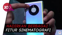 Usung Kamera Andal, Huawei Mate 40 Pro Jawab Kebutuhan Vlogger!