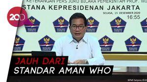 Waspada! Positivity Rate Corona di Indonesia Meningkat Jadi 18,1%