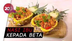 Masak Masak: Nasi Goreng Nanas Seafood yang Gugah Selera