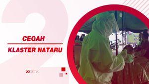 Rapid Test Antigen di Gadog, Pemkab Bogor: 4 Orang Reaktif Covid-19