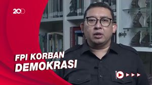Fadli Zon: FPI Dianggap Sebagian Besar Masyarakat Sangat Bermanfaat
