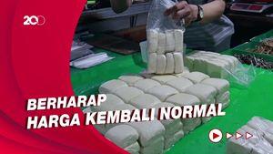 Pagi Ini, Harga Tahu di Pasar Kosambi Bandung Naik