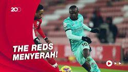 Liverpool Tumbang dari Southampton 0-1