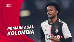 Juventus Pastikan Juan Cuadrado Positif Covid-19