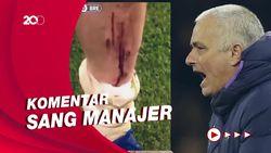 Hojbjerg Ditekel hingga Berdarah, Ini Kata Mourinho