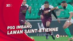 Pochettino Debut Latih PSG Hasilnya Imbang