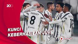 Jurus Pirlo Buat Juventus Kandaskan AC Milan