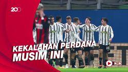 Rekor 27 Kemenangan Milan Dicoret Si Nyonya Tua!