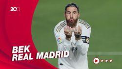 Liverpool Ingin Coba Gaet Sergio Ramos