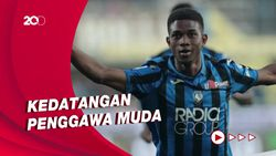 Amad Diallo Resmi Merumput di Manchaster United