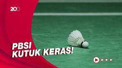 8 Pebulutangkis Indonesia Kena Sanksi Kasus Match Fixing