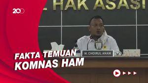 Temuan Komnas HAM: Di KM 50 Ada Pembersihan Darah-Pengambilan CCTV
