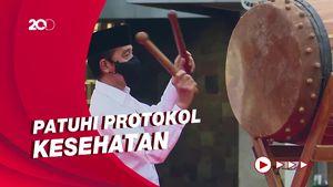 Jokowi Persilakan Warga Berkegiatan di Istiqlal, Asalkan...