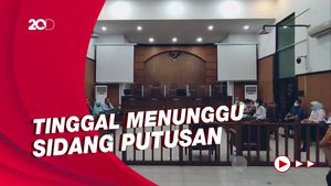 Sidang Putusan Praperadilan Habib Rizieq Digelar Selasa Pekan Depan