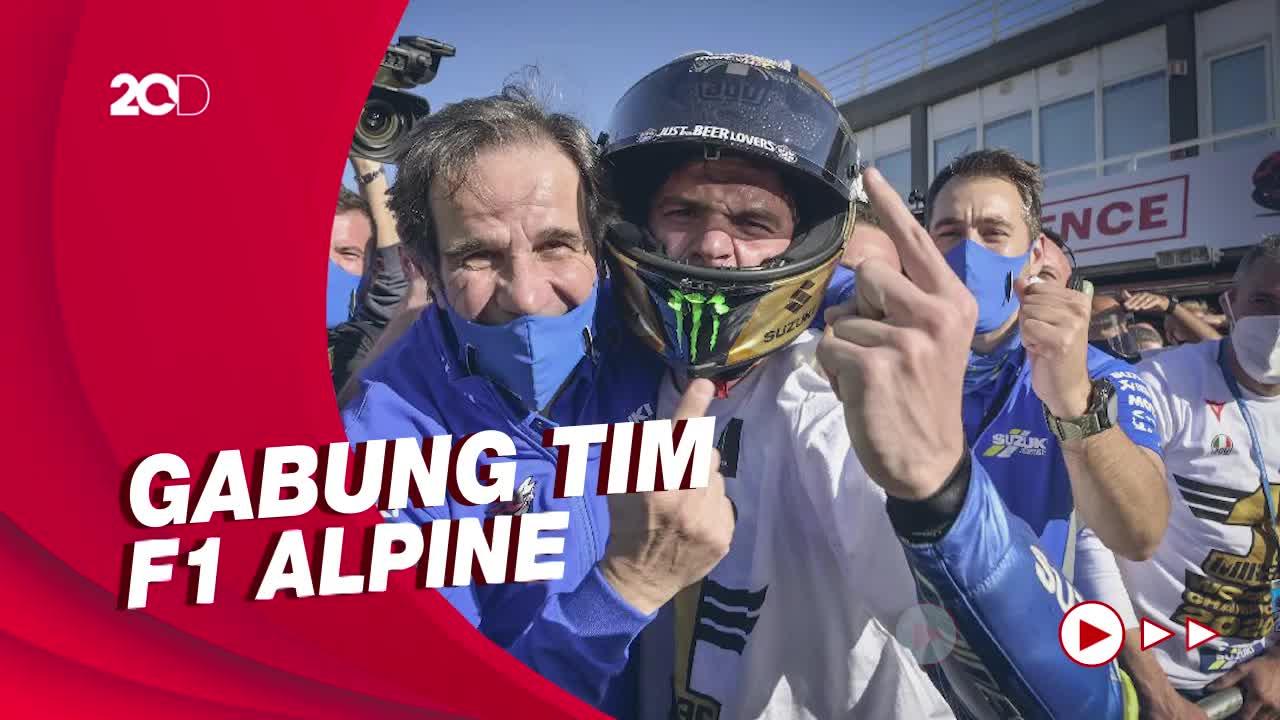 Sukses Antar Mir Juara, Davide Brivio Kini Coba coba ke F1   Asikaja.com