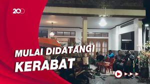 Melihat Suasana Kediaman Kapten Afwan Pilot Sriwijaya Air SJ182 di Bogor
