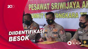 RS Polri: Ada 21 Sampel DNA dan 7 Kantong Jenazah
