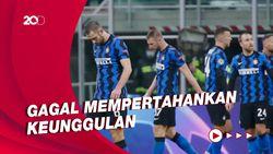 Pil Pahit Inter Milan dari AS Roma
