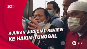 Hakim Tolak Praperadilan HRS: Pengacara: Sesat Menyesatkan