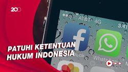 Menkominfo Desak WhatsApp-Facebook Transparan soal Kebijakan Privasi