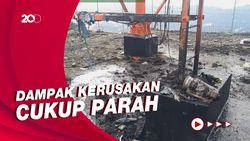 Internet Ilaga Papua Lumpuh Ulah Pembakar BTS Palapa Ring